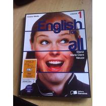 English For All 3 Volumes - Inglês Ensino Médio
