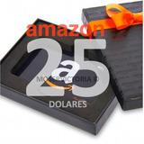 Gift Card De 25 Dolares Para Comprar On Line - Hot Sale !