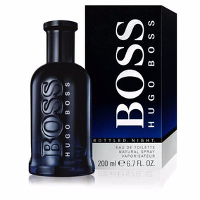 Hugo Boss - Bottled Night - 200 Ml - Hombre