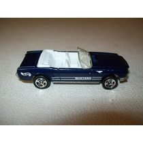 Hot Wheels 1965 Ford Mustang Convertible Made In China 1997