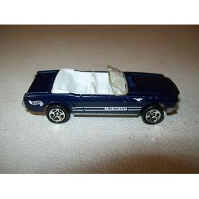 Hot Wheels 1965 Ford Mustang Convertible Made In China 1997