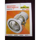 Reflector Para Embutir De 5 Pulgadas Sunlite Sin Bombillo