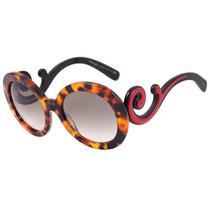 Prada Minimal Baroque Pr 08ts - Óculos De Sol Vah 4k0