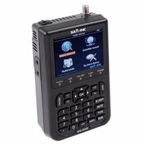 Satlink Ws 6908 Localizador De Satelite Digital Sat Link