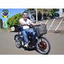 Triciclo Elétrico S/ Pedal Adulto 800w 14 Ah 48v - Ecostart