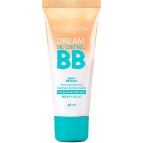 Maybelline Dream Oil Control Bb Cream 8 Em 1 30ml - Médio