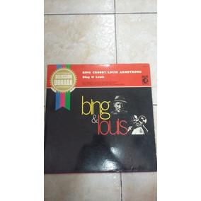 Bing Crosby & Louis Armstrong- Vinilo