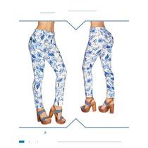 Padrísimos Pantalónes Floreados De Moda Cklass