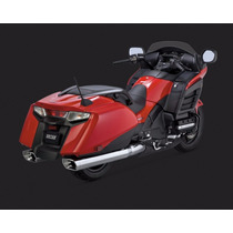 Escapes Vance And Hines Gl Monster Slip-ons Para Goldwing