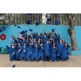 Togas Y Birretes Para Graduación.