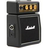 Amplificador Mini Marshall Ms-2 Para Guitarra Ms2 Portatil