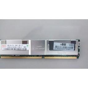 Memória Servidor Ddr2 4gb 667 Mhz Dimm - Hp - 398708-061
