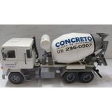 Caminhao De Concreto (10) Scania Lks 140 1984