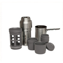 Kit Preparador De Café Cafeteira Portáti Stanley Inox 500ml