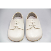 Zapato Piel Niño Bautizo Mod: 036