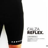 Calzas Lima Reflex Ciclismo Mtb Bicicleta Con Badana
