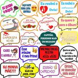 20 Placas Plaquinhas Divertidas Casamento, Aniversário Festa