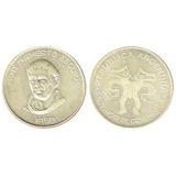 Moneda Esquiu De Plata Catamarca Colección!