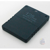 Memory Card Ps2 Sony 128mb Original Magic Gate Playstation 2
