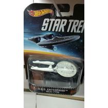 Hotwheels Retro Star Trek Uss Enterprise Ncc 1701