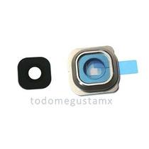 Cristal Glass Cubierta Lente De Cámara Samsung S6 / S6 Edge