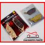 Jogo Pastilha Potenza Honda Cb 500f Dianteira E Traseira