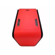 Gabinete Ds-cube Dead Silence Red - Sem Fonte