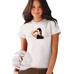Camiseta Demi Lovato Ótima Qualidade