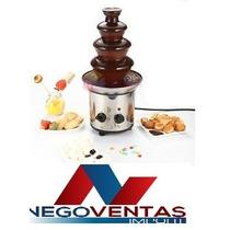 Pileta De Chocolate Fuente De 4 Pisos Electrica Con Garantia