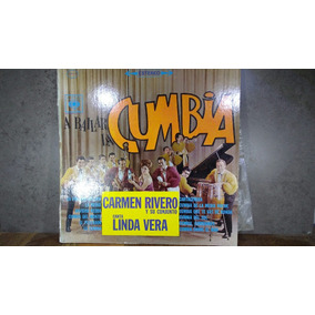 D111 A Bailar La Cumbia Carmen Rivero Y Su Conjunto Linda Ve