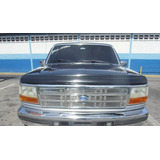 Grill Cromado Parrilla Ford F150 Bronco Camion 92/97