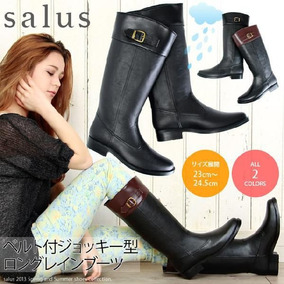Linda Bota Galocha Rain Boot Importada C/ Detalhes
