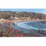 Antigua Postal Laguna Beach California