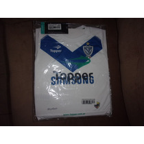 Conjunto De Bb Velez Sarfield (topper Original)