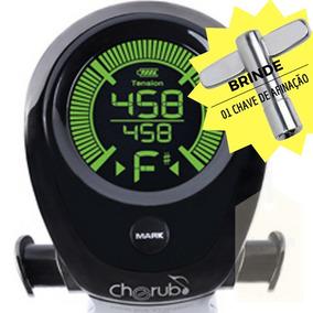 Afinador Cherub Digital Bateria Percussao Dt-10 Frete Grátis