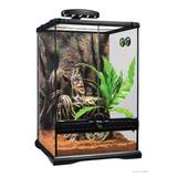 Kit Terrario Exo Terra Gecko Large Med 45x45x60 Envios
