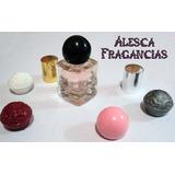 Envase Frasco De Vidrio, 8 Cc, Perfumeros, Souvenirs