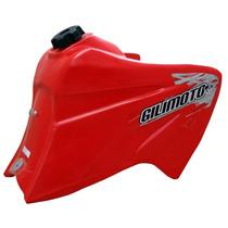Tanque Combustível Vermelho Tornado Pro 14,5 Litros Gili