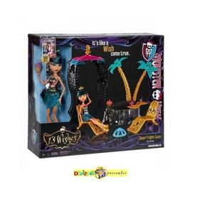 Monster High Cleo De Nile Play Set 13 Desejos - 2012