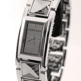 Reloj Sarkany Rsmna455 Acero Silver Malla Pulsera Piedras