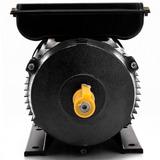 Motor Elétrico 2 Cv Alta Rotação 3500 Rpm Bivolt Monofásico