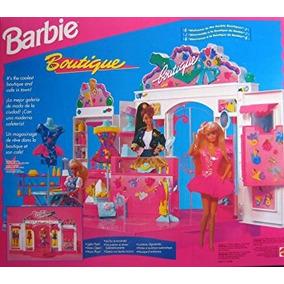 Juguete Barbie Tienda Playset W Cafe, Luces, Sonidos, 2 Fas