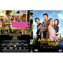 Dvd Cine Mexicano Moderno Amor A Primera Visa Jaima Camil