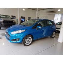 Ford Fiesta Kinetic Se At 1.6 0 Km 2017 Nuevo 5 Puertas
