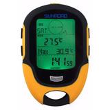 Brújula Digital Altímetro Barómetro Multifunción Lcd Smart