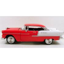 Motor Max Chevrolet Bel Air 1955 American Classics 1:24