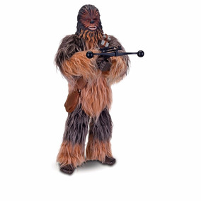 Chewbacca Star Wars Interactivo Gigante Despertar Fuerza