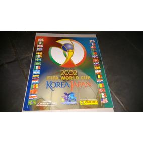 Album Copa De 2002 Vazio! Novo!!