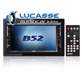Stereo Dvd B52 Doble Din Pantalla Tactil Usb Sd Bluetooth