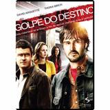 Dvd Golpe Do Destino - David Arquette - Novo Lacrado